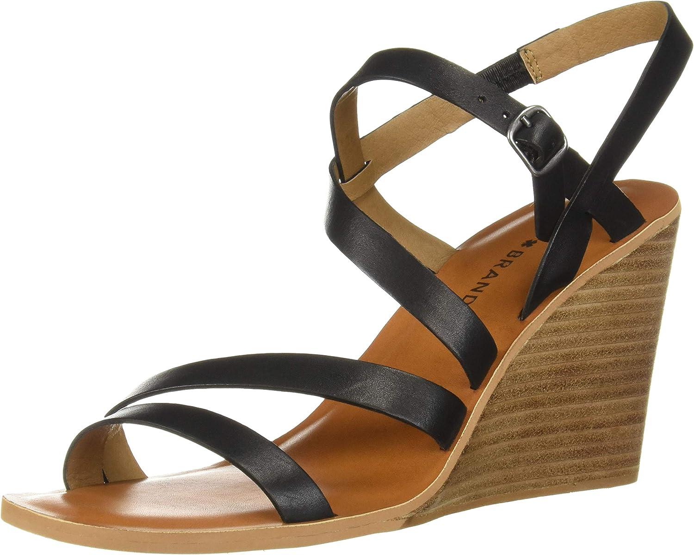 Lucky Brand Womens Noemia Wedge Wedge Sandal
