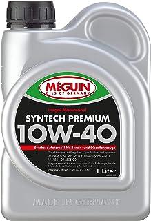 Meguin 4339 Megol Motoröl Syntech Premium SAE 10W-40, 1 L