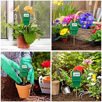 Details about  /4pcs Plants Water Gauge Indoor//Outdoor Garden Care Tools Healthy Growing