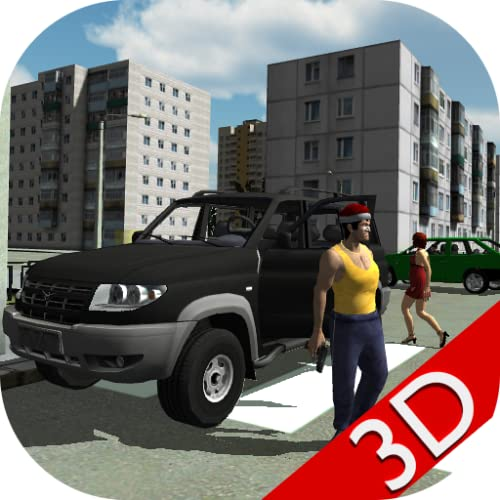 Real City Russian Car Driver 3D