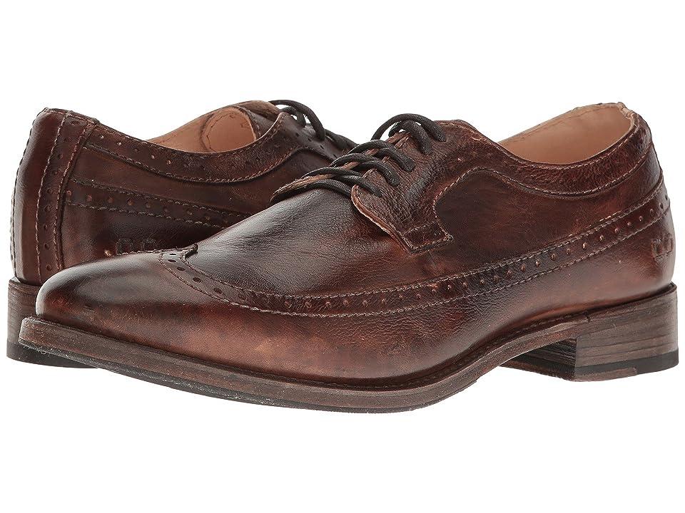 Bed Stu Shale (Teak Rustic Leather) Men