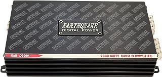 Earthquake Sound MiNi D2000 (Gen 2) Mono Class D Car Amplifier, 2000 Watts Peak Power