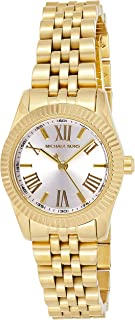 Michael Kors Lexington Women's Dial Stainless Steel Band Watch - MK3229