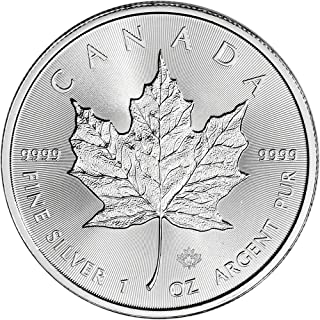 royal canadian mint silver maple leaf
