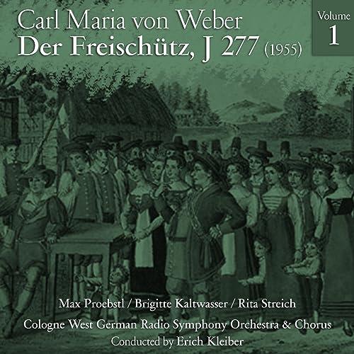 Der Freischütz, J277
