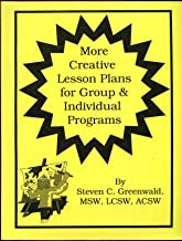 More creative lesson plans for group and individual programs