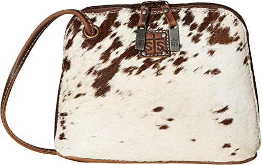 Cowhide/Tornado Brown