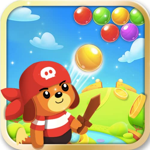 Puppy Pop - Bubble Shooter Legend