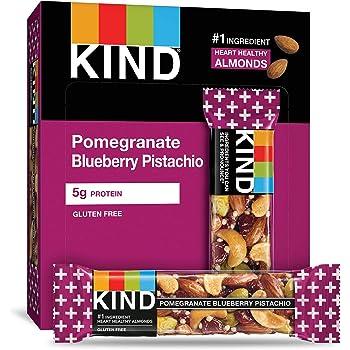 Pomegranate Blueberry Pistashio + Antioxidants