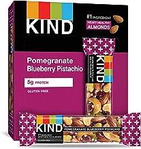 KIND Plus Antioxidants Bar Pom Blueberry Pistachio 12 bars