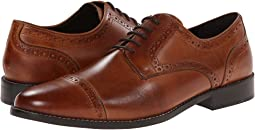 Nunn Bush Norcross Cap Toe Dress Casual Oxford
