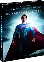 El Hombre De Acero (Edición Con Comic)  Blu-Ray [Blu-ray]