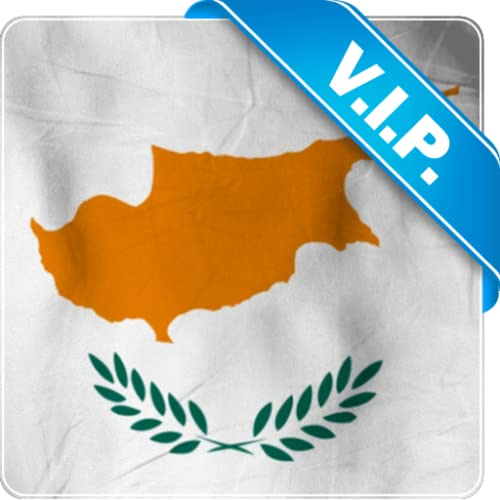 Zypern Fahne Lwp