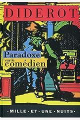 Paradoxe sur le comédien (La Petite Collection) (French Edition) Kindle Edition