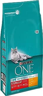 Purina ONE BIFENSIS Sterilcat Katzentrockenfutter, für kastrierte Katzen, gesunder Stoffwechsel