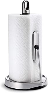 spring loaded paper towel holder