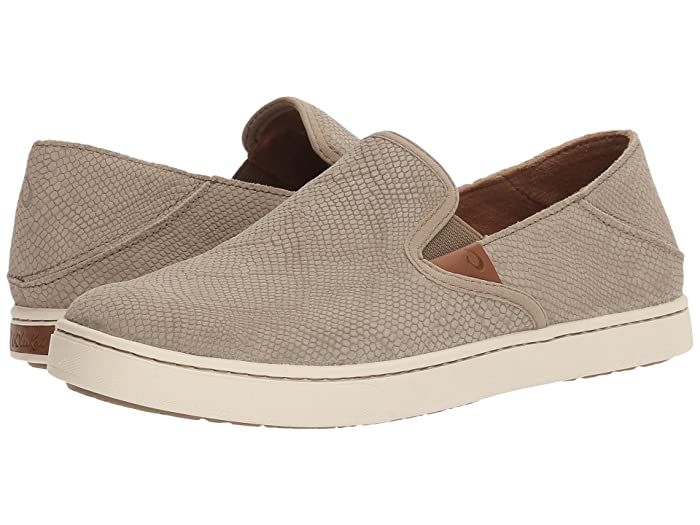 Pehuea Leather  Shoes (Clay Honu/Clay) Women's Shoes