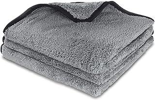 normani Premium Microfaser Poliertuch Autoputztuch extra weiches & saugstarkes Reinigungstuch