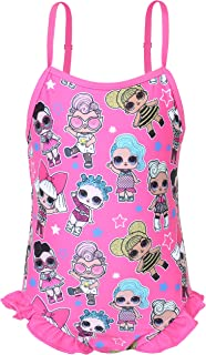 L.O.L. Surprise ! Swimming Costume Official Girls Swimsuit