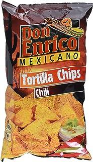 Don Enrico Tortilla Chips, Chili, 10er Pack 10 x 175 g