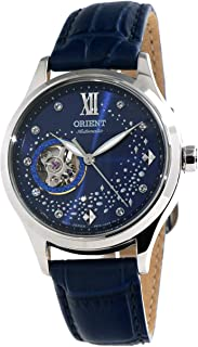 Orient Fashionable Automatic 'Blue Moon' Open Heart Watch RA-AG0018L