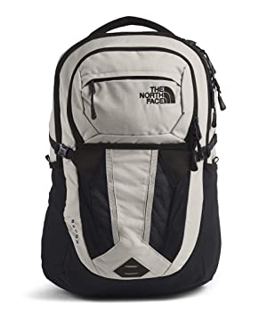 The North Face Women's Recon (Dove Grey Light Heather/TNF Black) Backpack Bags