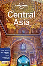 lonely planet central asia book
