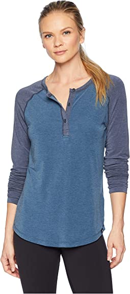 In-A-Flash Raglan Henley