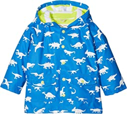 Hatley Kids Color Changing Dinosaur Menagerie Classic Raincoat (Toddler/Little Kids/Big Kids)