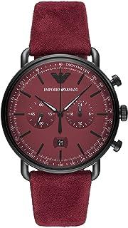 ساعة يد جنتس انيقة للرجال من امبوريو ارماني