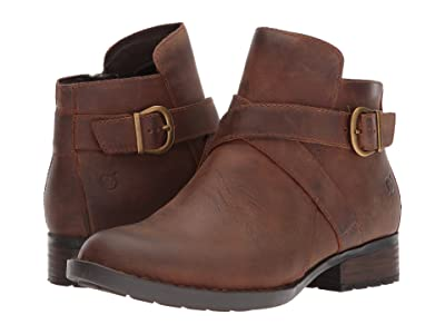 Born Trinculo (Brown Leather) Women