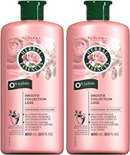 Herbal Essences Smooth Collection Conditioner - 13.5 oz - 2 pk