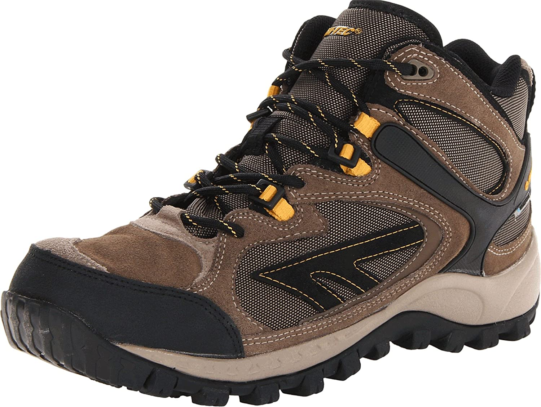 Hi-Tec Men's West Ridge Mid Waterproof Hiking Boot