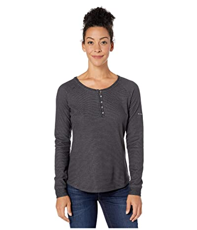 Columbia Times Twotm Knit Henley (Black) Women