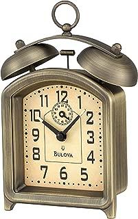 Bulova B8128 Holgate Alarm Collection Clock