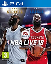 NBA Live 18 (PS4) UK IMPORT REGION FREE
