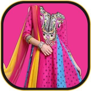 Women Salwar Suit Photo Maker
