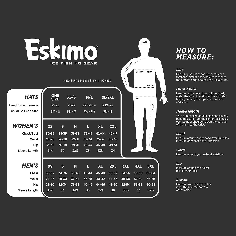 Eskimo Mens Quarter-Zip Pullover