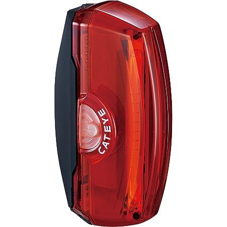 キャットアイ(CAT EYE) セーフティライト RAPID X3 USB充電式 リア用 TL-LD720-R ライト 自転車