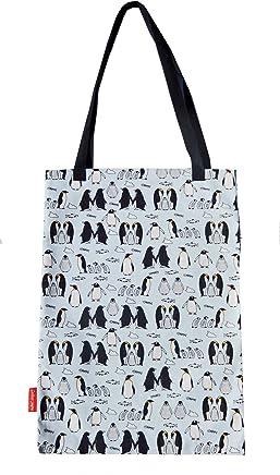Selina-Jayne Penguins Limited Edition Designer Tote Bag