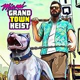 Miami Gangster Grand Auto Theft Crime City Escape: Gangster Game 3D