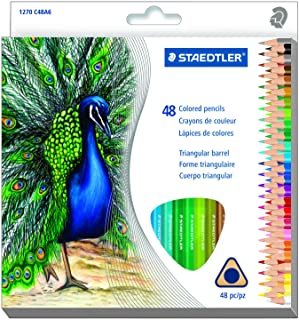 Staedtler 1270 C48A603ID Colored Pencil