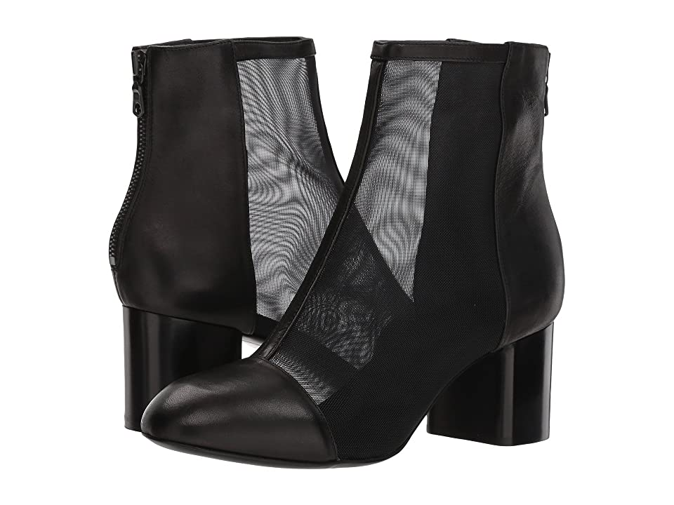 rag & bone Drea Boot (Black Mesh) Women