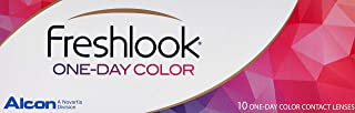 Freshlook One-Day Color Green (-3.25) - 10 Lens Pack