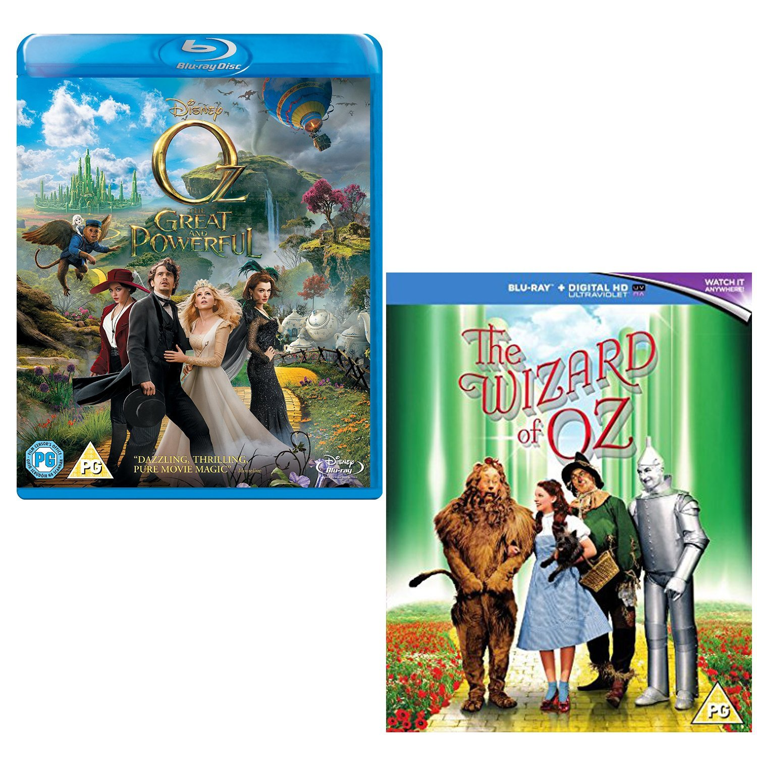 Oz The Great And Powerful - Wizard Bundl 2 Dedication Recommended Of Movie