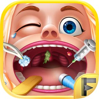 Crazy Kids Throat Doctor Surgery Free