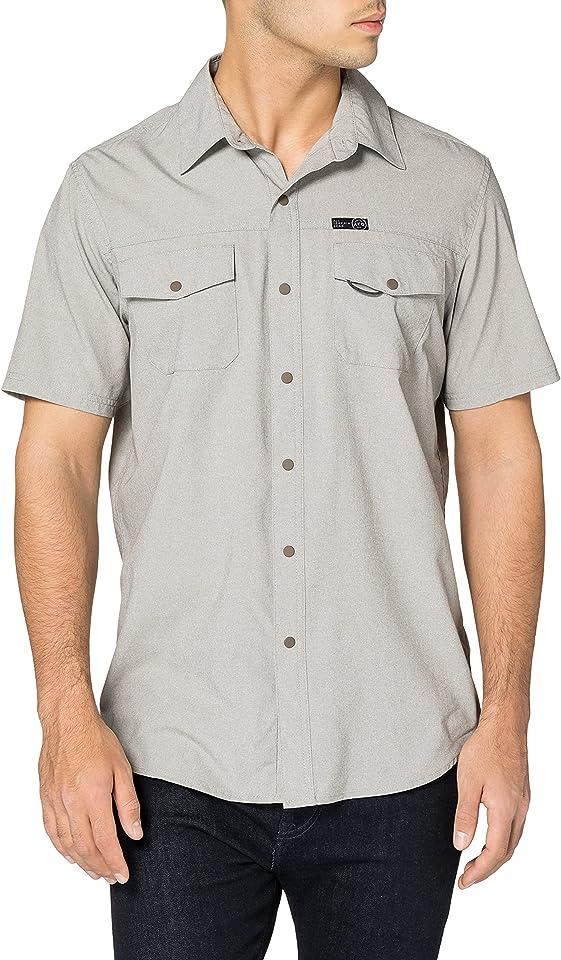 Men's Cottonwood Shirt Hiking, Marel, XXXX-Large