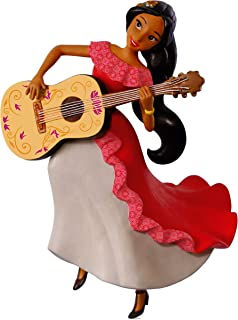 Hallmark Keepsake Christmas Ornament 2018 Year Dated, Disney Elena of Avalor Ready to Rule