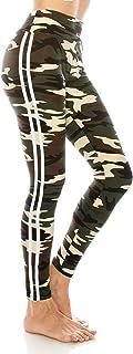 ALWAYS Leggings Women Yoga Pants - Print Pattern High Waist Workout Buttery Soft Stretchy