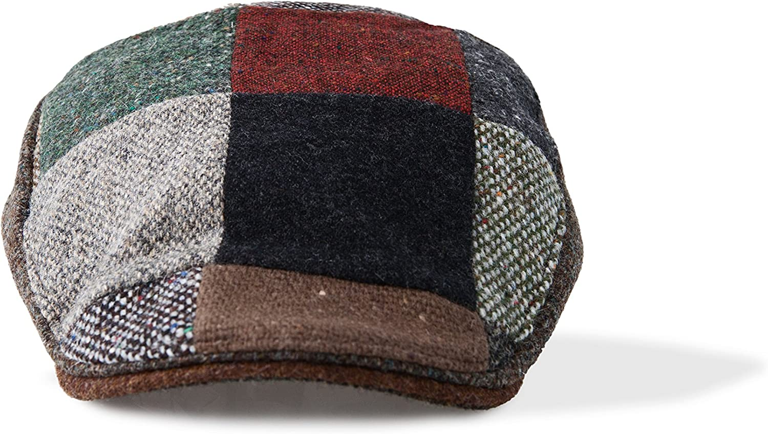 Men's Irish Flat Cheap sale Cap Don't miss the campaign Touring Wool Irelan Hat Handmade Donegal in